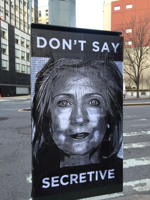 Dont Say Secretive